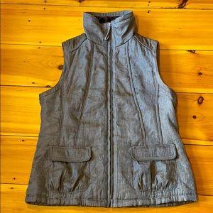 Chico's Zip Up Vest